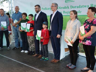 Dni Otwartych Drzwi PODR Boguchwała i XXII Regionalna Wystawa Zwierząt Hodowlanych